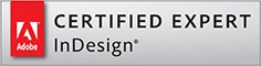 Adobe InDesign Certified Expert